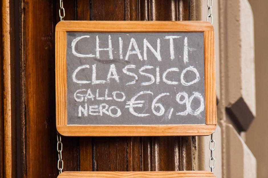 italian wines sales abroad