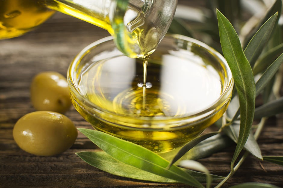 EVOO for healthy nutrition