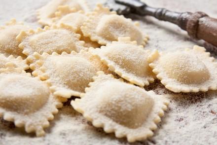 italian filled pasta