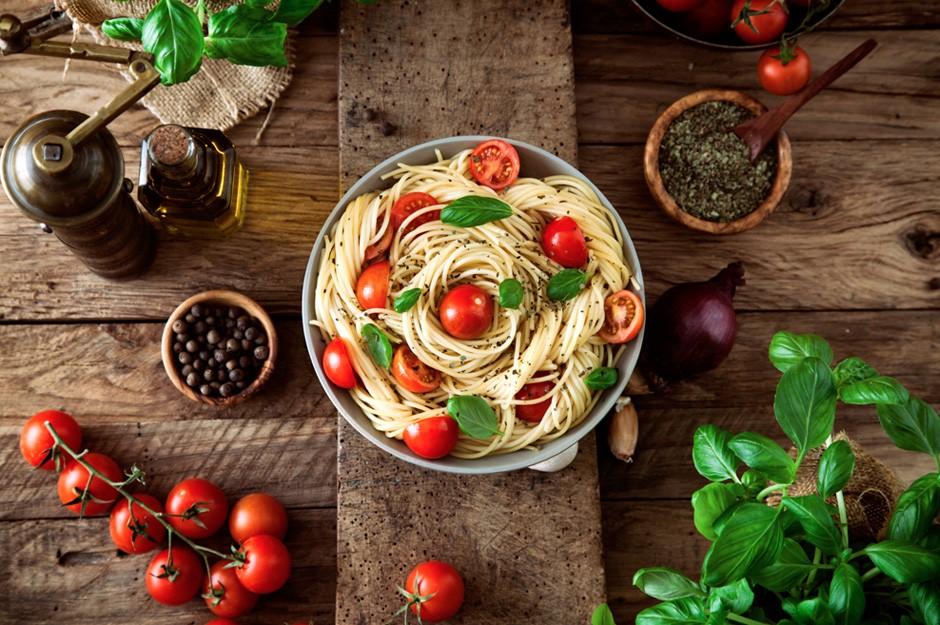 italian food in USA