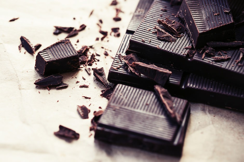 benefits of chocolate for brain