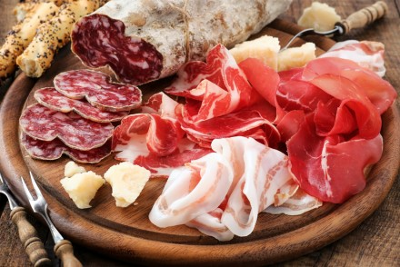 italian cured meat exports