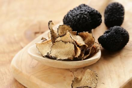 italian truffle gourmet
