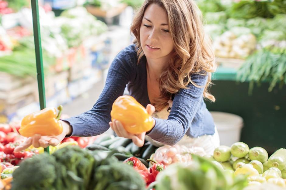 people choose organic food