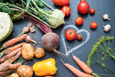 trend healthy food