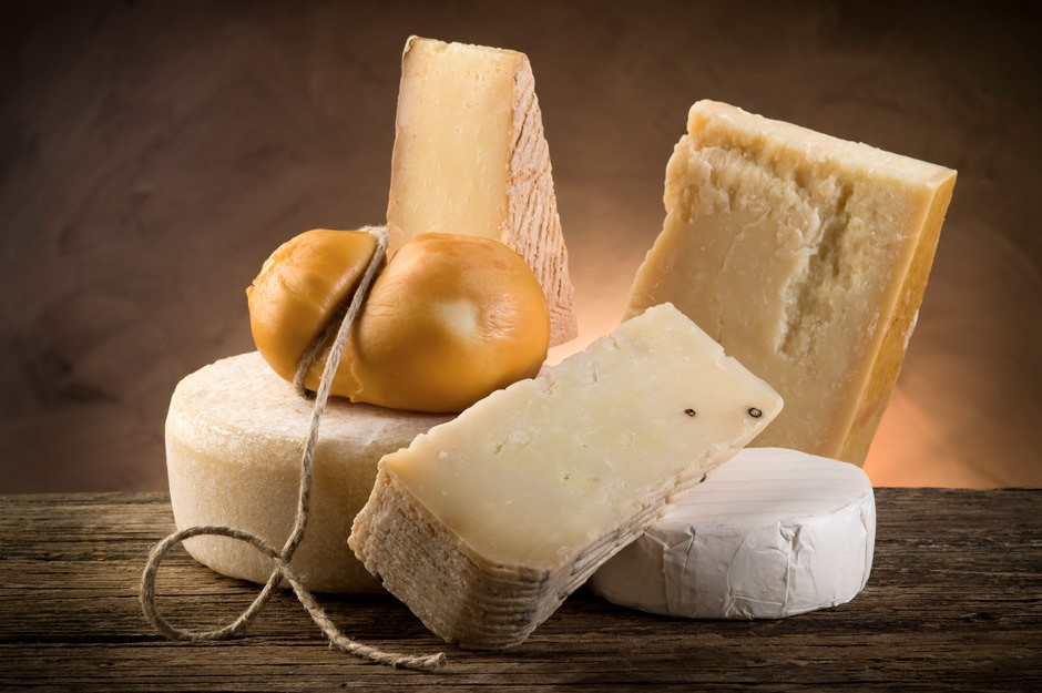 5 amazing Italian cheeses