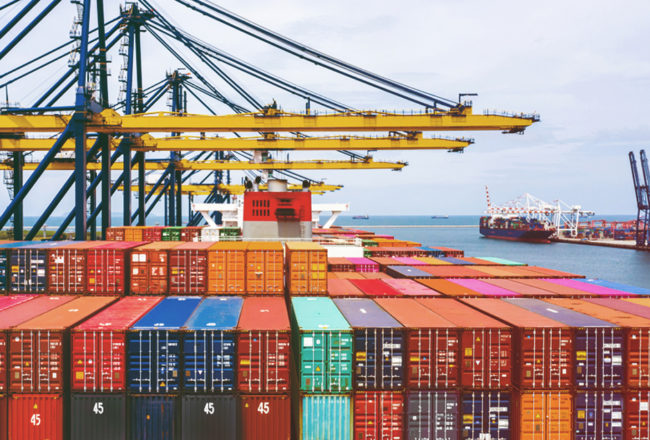 INTELLIGENT LOGISTICS SOLUTION: GROUPAGE SHIPMENTS