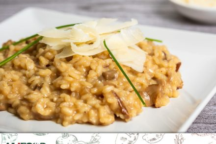 RISOTTO: A VERSATILE DISH THAT RIVALS PASTA