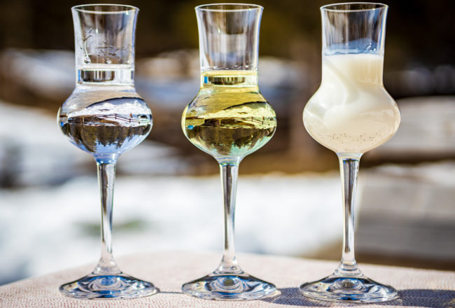 ITALIAN AFTER DINNER DRINKS