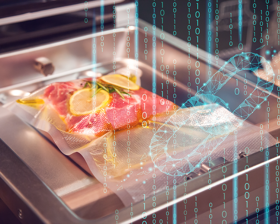 HOW BLOCKCHAIN CAN IMPROVE THE FOOD SUPPLY CHAIN